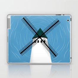 Windmill Scape Laptop & iPad Skin