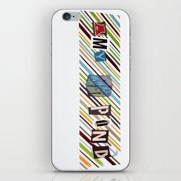 Amy Pond iPhone Skin