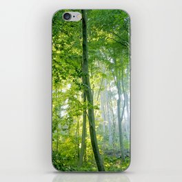MM - Sunny forest iPhone Skin