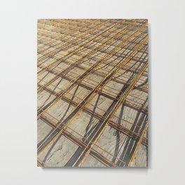 Sarkosi Metal Print