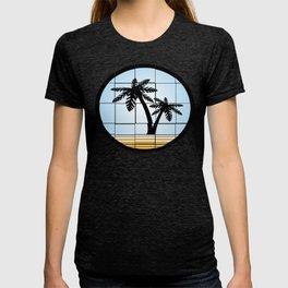 Palm trees T-shirt