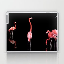 flamingo dream Laptop & iPad Skin