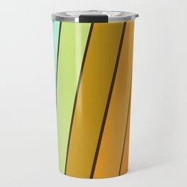 Fer Shure - retro throwback minimal 70s style decor art minimalist 1970's vibes Travel Mug