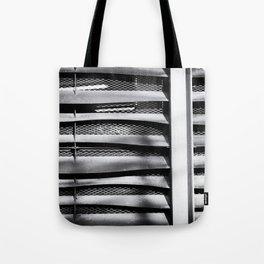 Angle of Venting I Tote Bag
