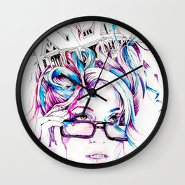 The Realtor Wall Clock