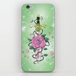 Sailor Jupiter Wand Dagger | Jupiter Power Make Up iPhone Skin
