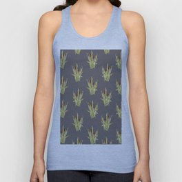 fall cattails Unisex Tank Top