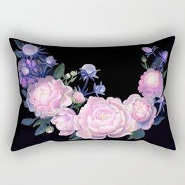 Peony Dream Rectangular Pillow