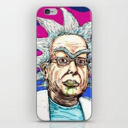 Bernie Sanchez iPhone Skin