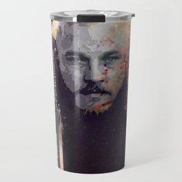 Ragnar in the Stars - Vikings Travel Mug