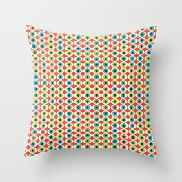 Eye Balling Throw Pillow