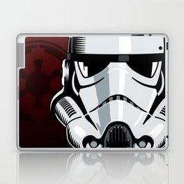 Empire Stormtrooper Laptop & iPad Skin