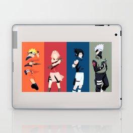 Team 7 with Kakashi Laptop & iPad Skin