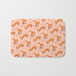 Socks the Fox - Dawn Bath Mat