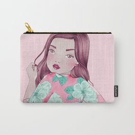 bayley dress Carry-All Pouch