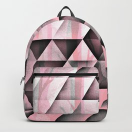 Pink's In Backpack