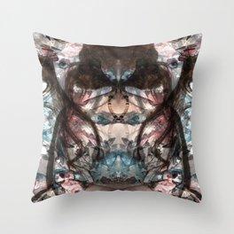 Trinity (Women 3) Throw Pillow