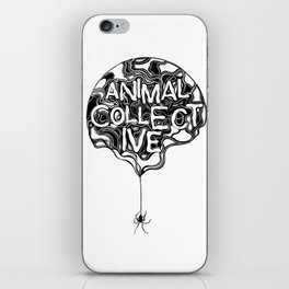 Animal Collective iPhone Skin