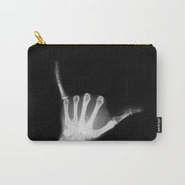 Hang Loose X-Ray Carry-All Pouch