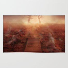 The path of the dead Rug