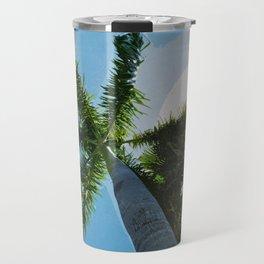 Queen Palm Florida Keys Travel Mug