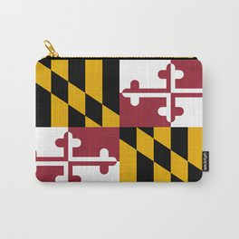 Flag of Maryland, High Quality image Carry-All Pouch