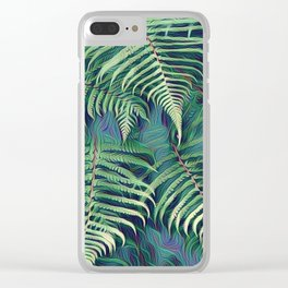 PEACE AND BEAUTY IN APPRECIATION ... Clear iPhone Case