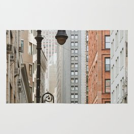 Once in Lower Manhattan Rug