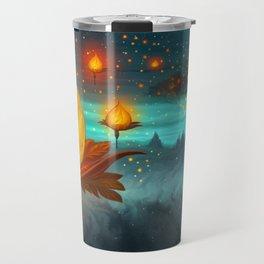 Magical lights Travel Mug