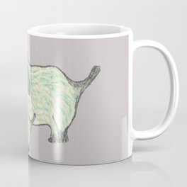 Two of a kind - cute parent dog with child Coffee Mug