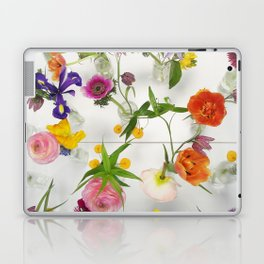 Spring Flowers - JUSTART (c) Laptop & iPad Skin