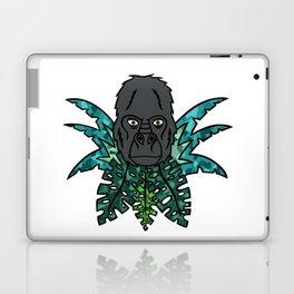 Gorilla in the Jungle[Multicolored] Laptop & iPad Skin