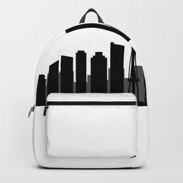 Seattle skyline Backpack