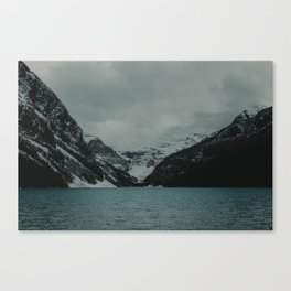 Spellbound - At Lake Louise Canvas Print