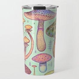 Fun, Fun, Fungi Travel Mug