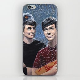 Russian gift iPhone Skin