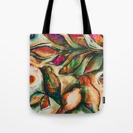 Bali Birds #1 Tote Bag