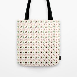 Rustic Animal Pattern Tote Bag
