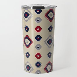 Traditional motif Travel Mug