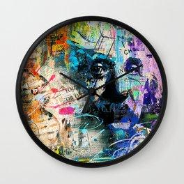 Artistic OI  - Albert Einstein II Wall Clock