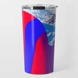 Space Woman Travel Mug