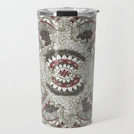 Mandala-la-la Collab Travel Mug