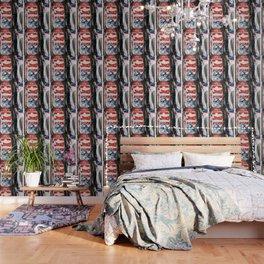 Liberty Consume New York Graffiti Wallpaper