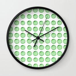 Little Balls (of various sizes) Wall Clock