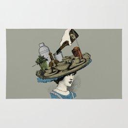 Cocktail Hat Rug
