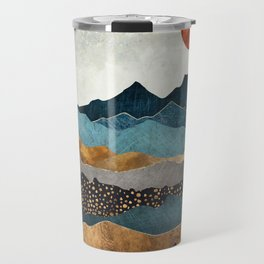 Amber Dusk Travel Mug