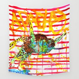 Mutante #19 Wall Tapestry