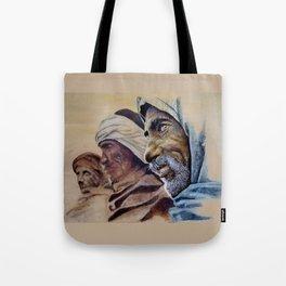 FREE SPIRITS - sunny version Tote Bag