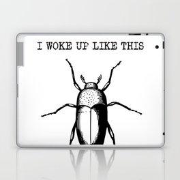 I Woke Up Like This - Gregor Samsa Laptop & iPad Skin