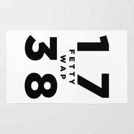 1738 Fetty Wap Rug